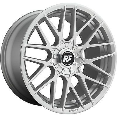 17x9 Silver Rotiform Rse R140 Wheels 5x100 5x4 5 30 Fits Lexus Rx330 Rotiform Rotiform Wheels Wheel Rims