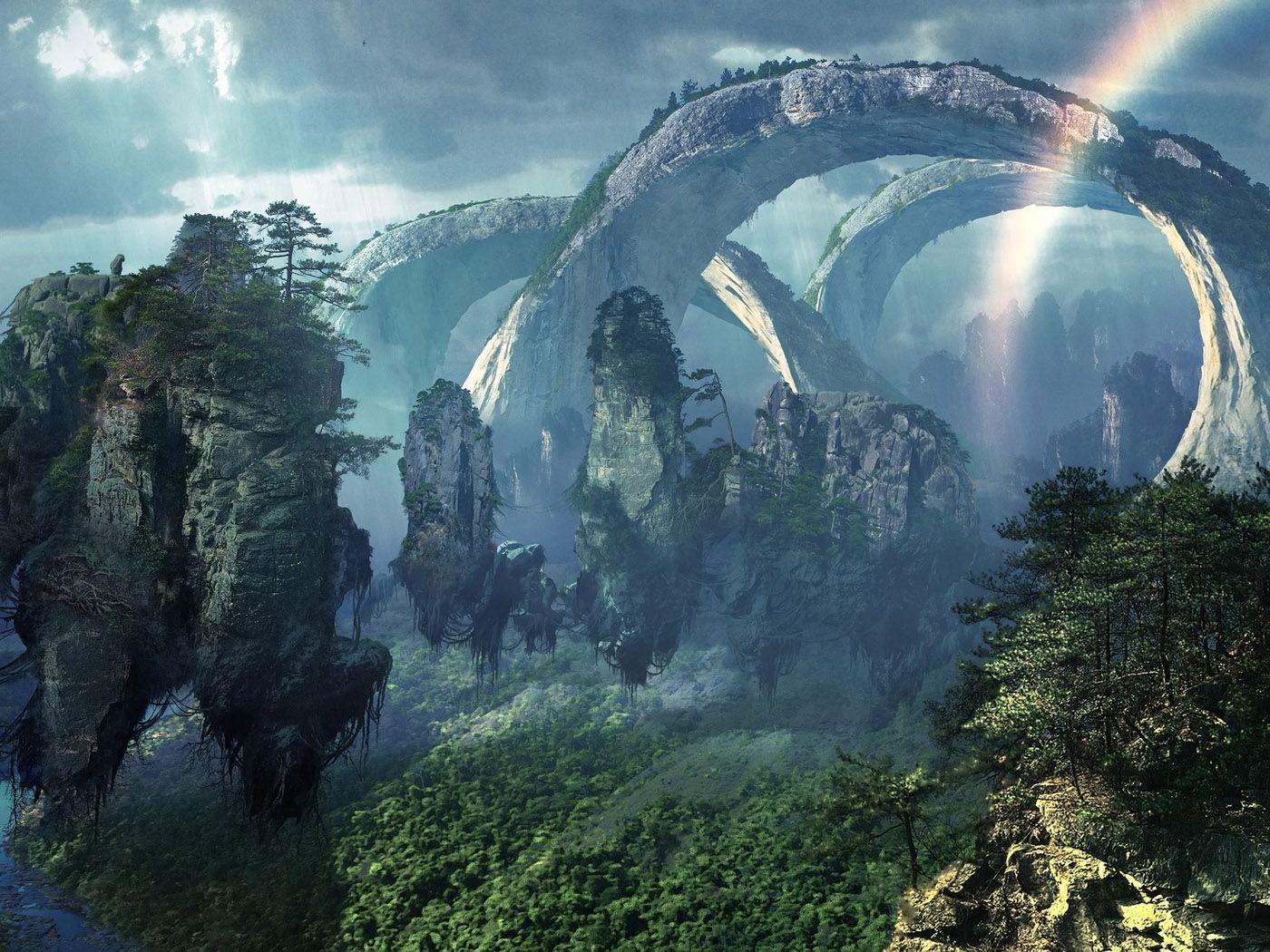"Disney plans to bring James Cameron's fictional ""Avatar"