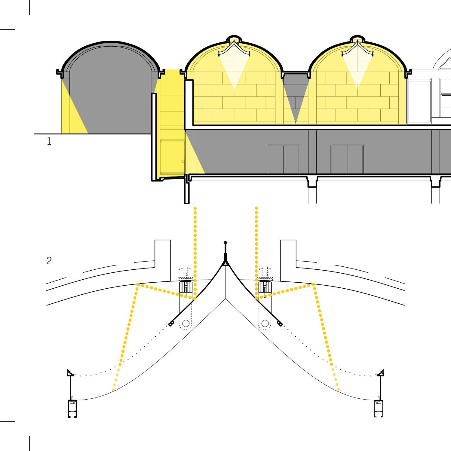 lighting architecture diagram how to wire electric fence case study kimbell art museum louis kahn pinterest