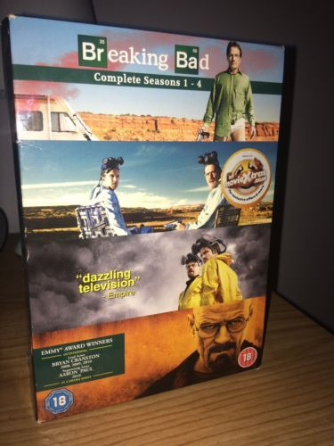 Dvd #breaking bad box set #seasons 1-4 ,  View more on the LINK: http://www.zeppy.io/product/gb/2/322057062795/