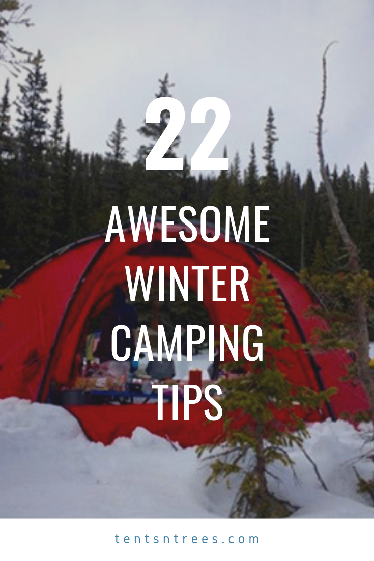 Photo of Check out these 22 winter camping tips and hacks. They make cold weather camping…