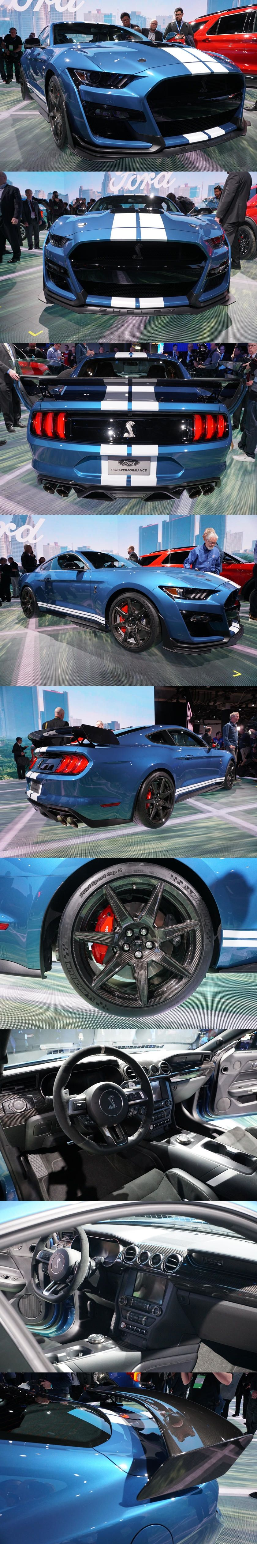2020 Shelby Gt500 Could Get Manual Gearbox After All But Only If There Is Enough Customer Demand Shelby Gt500 Ford Mustang Car Ford Mustang Shelby Gt500