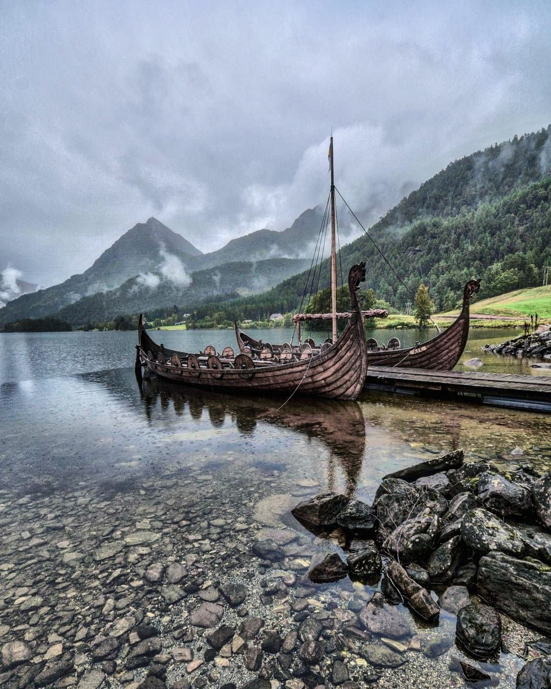 ***Echoes Of 1000 Years Ago (Bjørkedal, More Og Romsdal