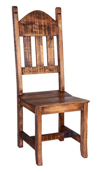 Awesome Old West Rustic Dining Chair