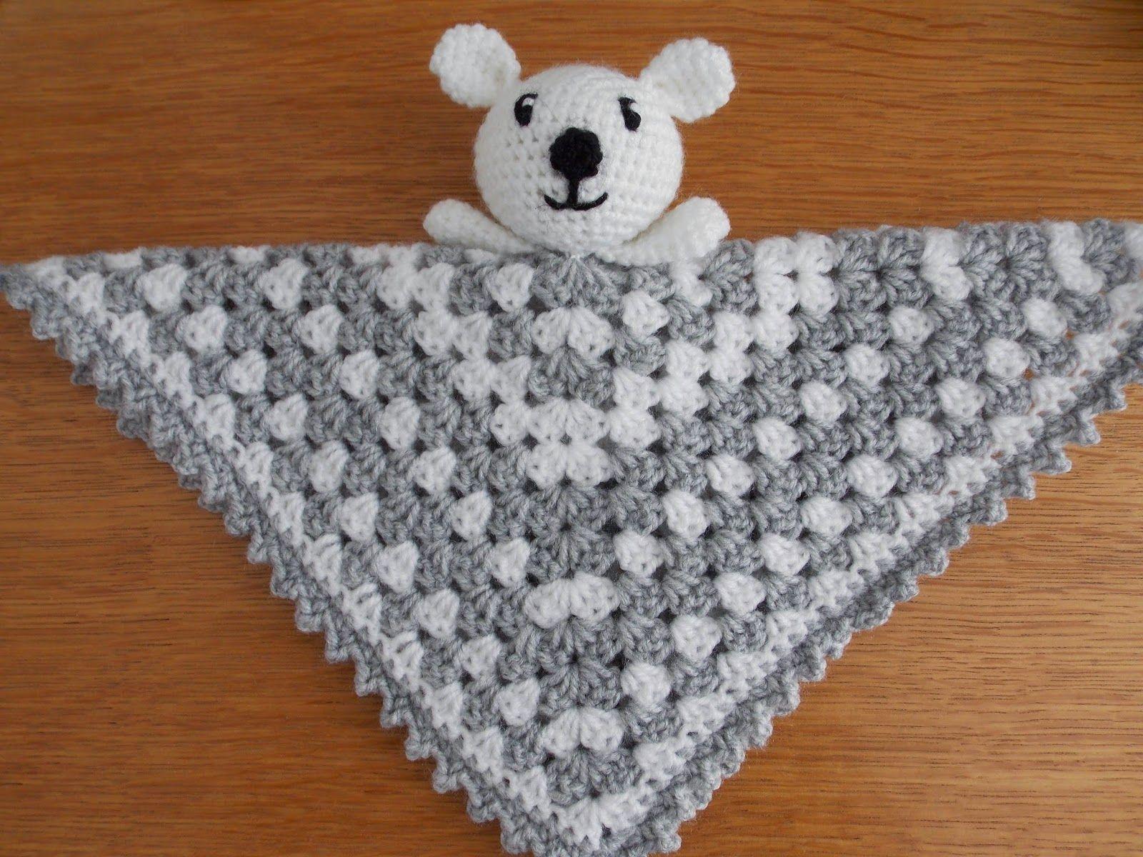 Cuddle Blanket For Baby Knuffeldoekje Crochet Babies Crochet