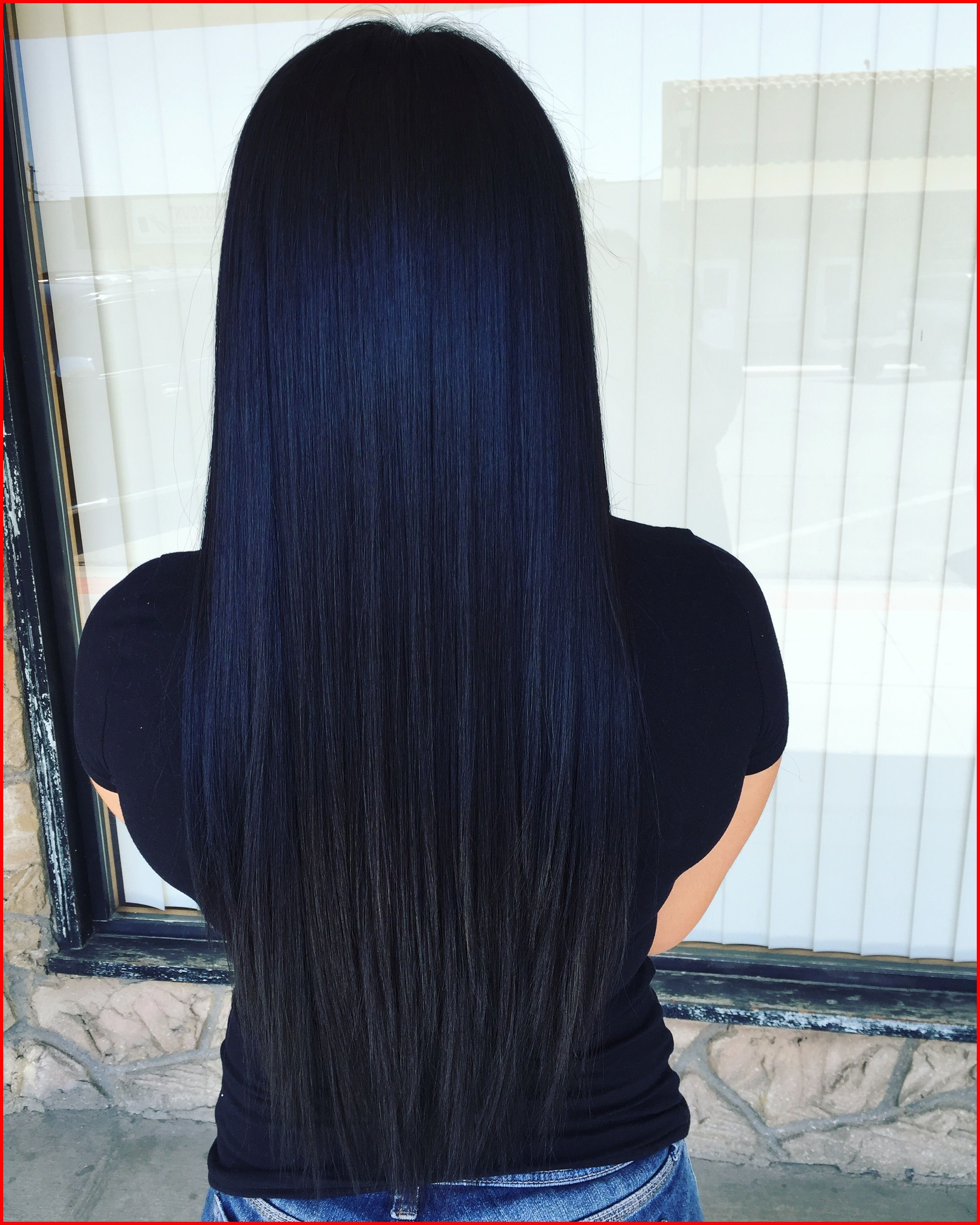 Image Result For Navy Blue Hair Color Hair Color For Black Hair