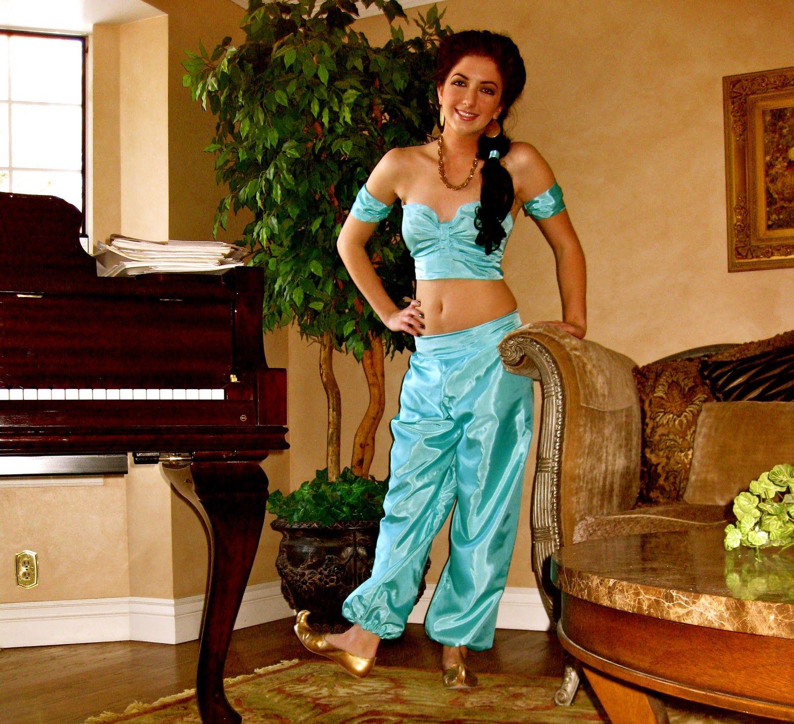 Homemade Disney Costume Ideas Jaymay Life Lessons My Princess Jasmine Costume Disney Costume