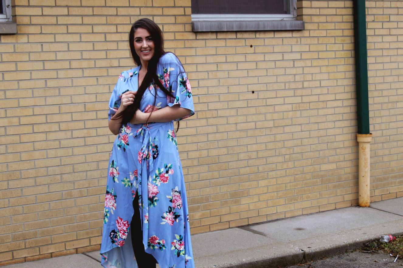 """""""Flowers always make people better, happier, and more helpful; they are sunshine, food and medicine to the mind."""" Have you seen the rise in floral print and flower themed items in general? While I…"""