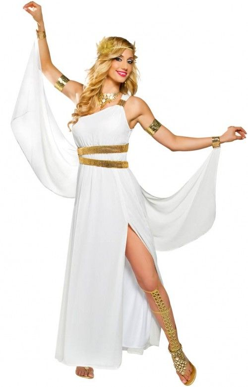 134c38bfab8 Goddessey Goddess Venus Adult Costume Greek Or Roman Costume ...