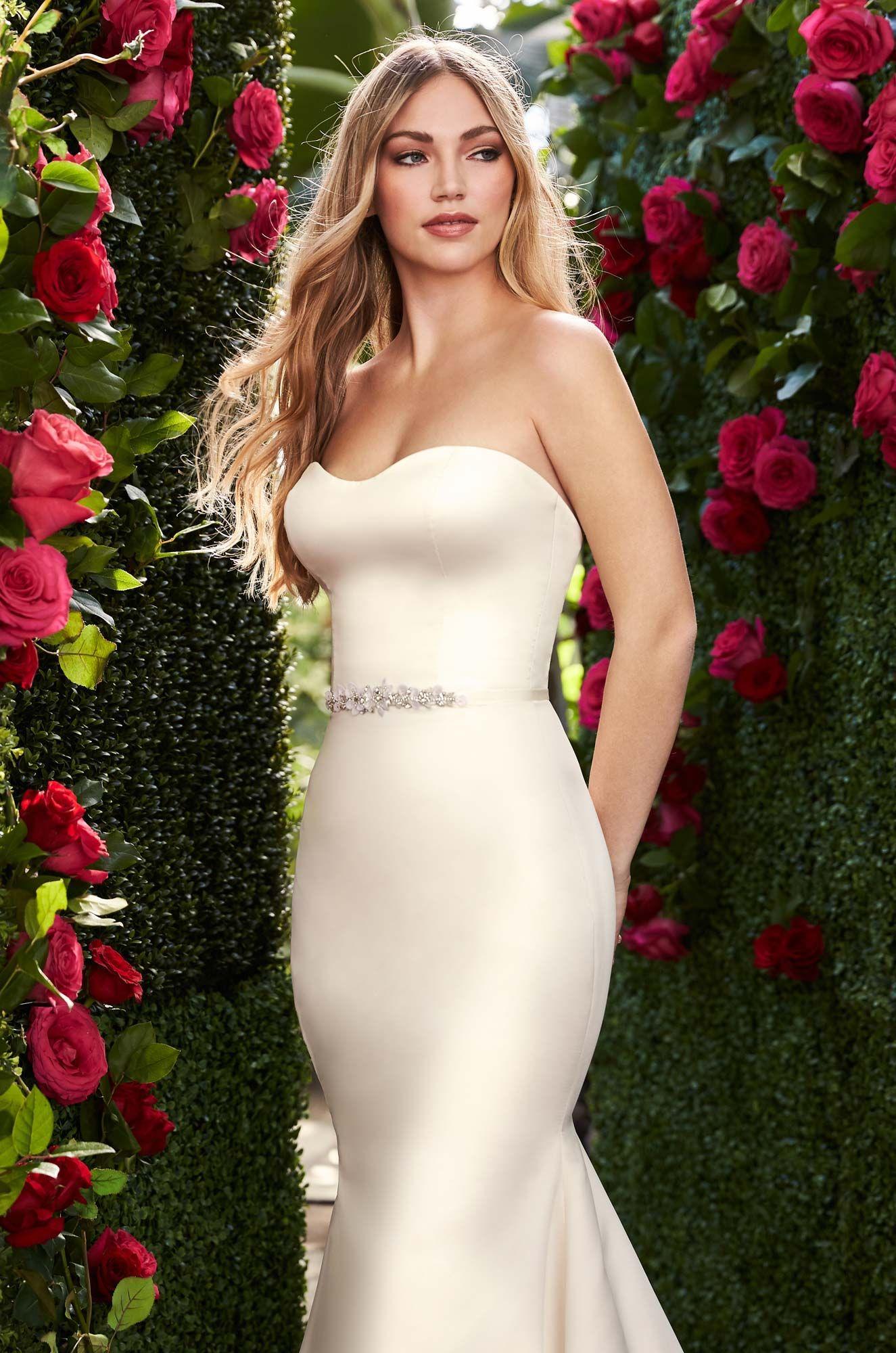 Oversized Bow Wedding Dress - Style #2267 #duchesssatin