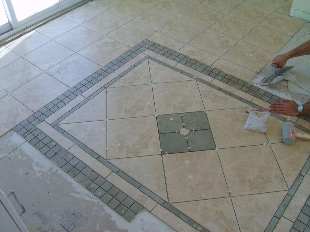 Kitchen Floor Ceramic Tile Design Ideas   Patterned floor tiles ...