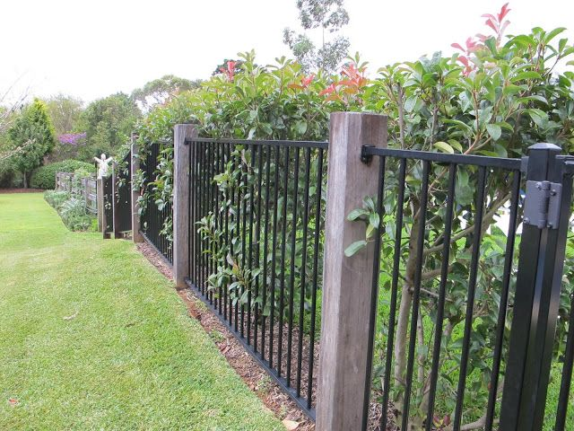 Backyard Dog Fence Ideas find this pin and more on dog fenceyard ideas Porch And Pool Fencing Georgica Pond