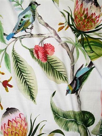 Paradise Leaf #birdfabric