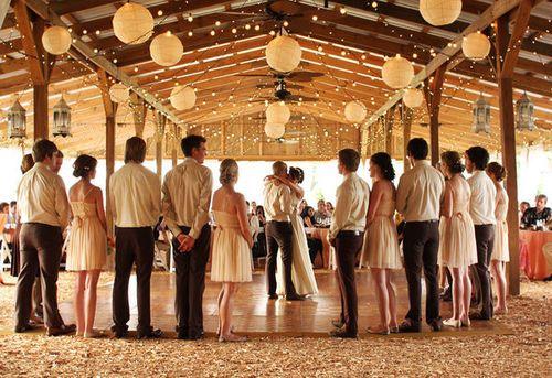 Rustic Romance Wedding Theme