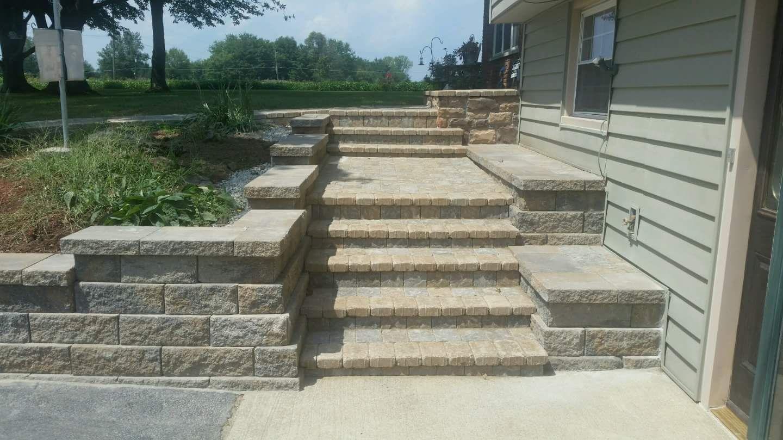 Pin On Walls Steps 400 x 300