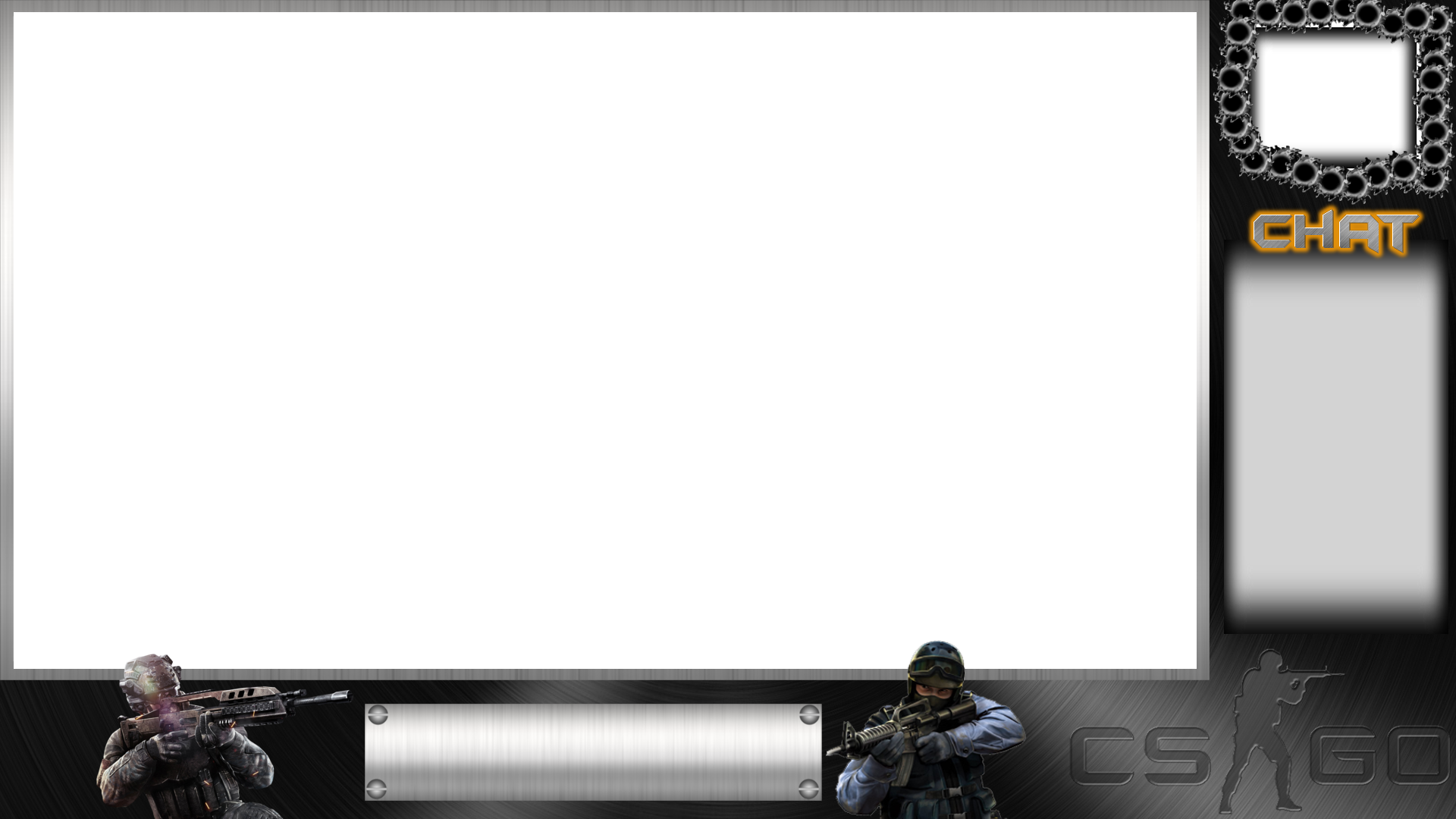 Gaming Room Overlay