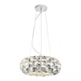 Lampa Wiszaca Ontario 3 X 40 W E14 Chrom Lampy Wiszace Ceiling Lights Decor Home Decor