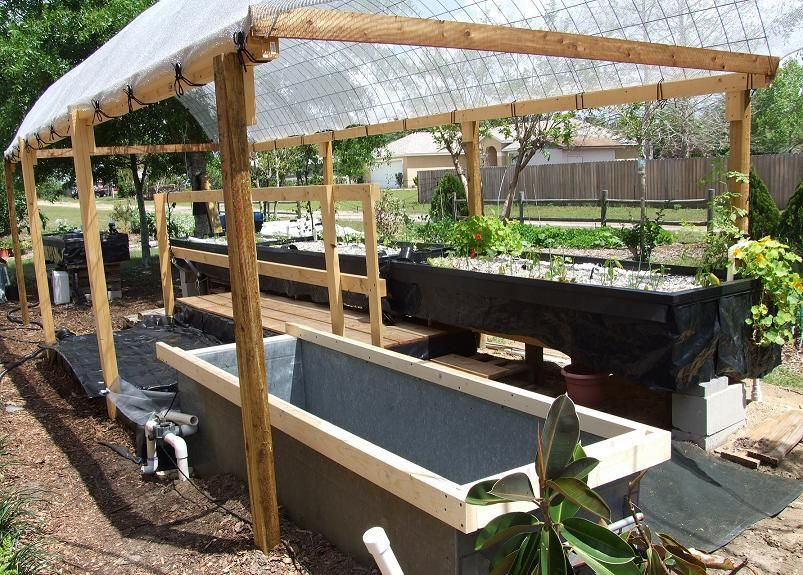 Aquaponics system check out my personal aquaponics for Hydroponic system with fish