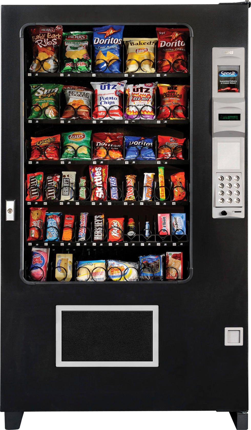Whether you want snack vending, cigarette vending, amusement