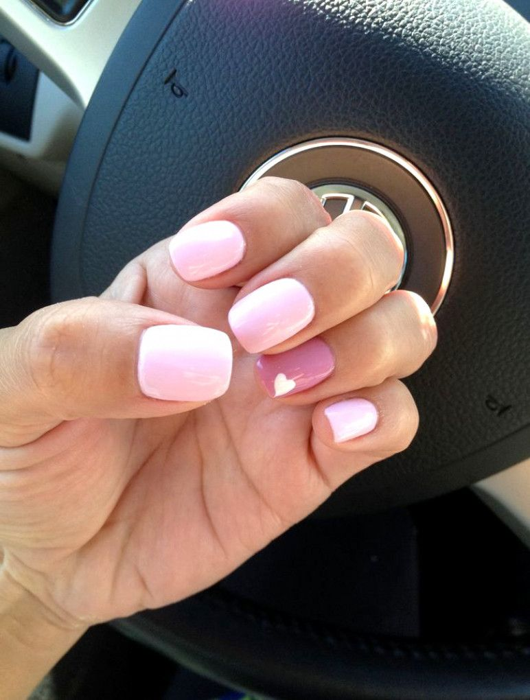 My Valentines Day Nails Day Nails Valentines Naildesign Nails Naildesigns Fashion Home Nail Designs Valentines Valentine Nails Pink Heart Nail Designs