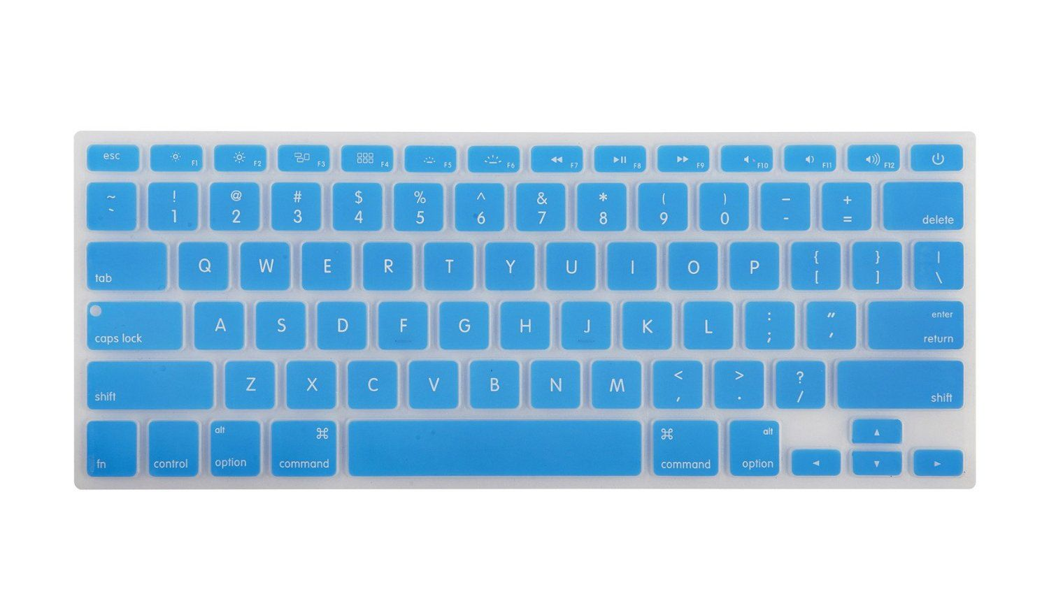 reputable site 57b45 84d4c Amazon.com: TECOOL® Keyboard Cover Silicone Skin for MacBook Pro 13 ...