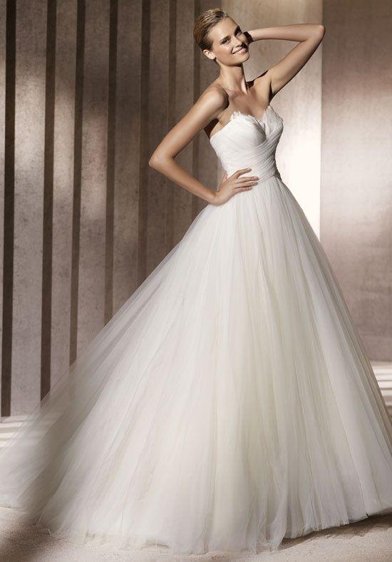 Pronovias Wedding Gowns : Barbate