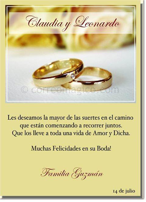 Tarjeta Para Imprimir De Felicitaciones Feliz Boda Correomagico Felicitaciones De Boda Felicitaciones De Matrimonio Feliz Aniversario De Bodas
