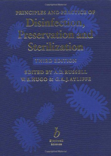 Download free Principles and Practice of Disinfection Preservation