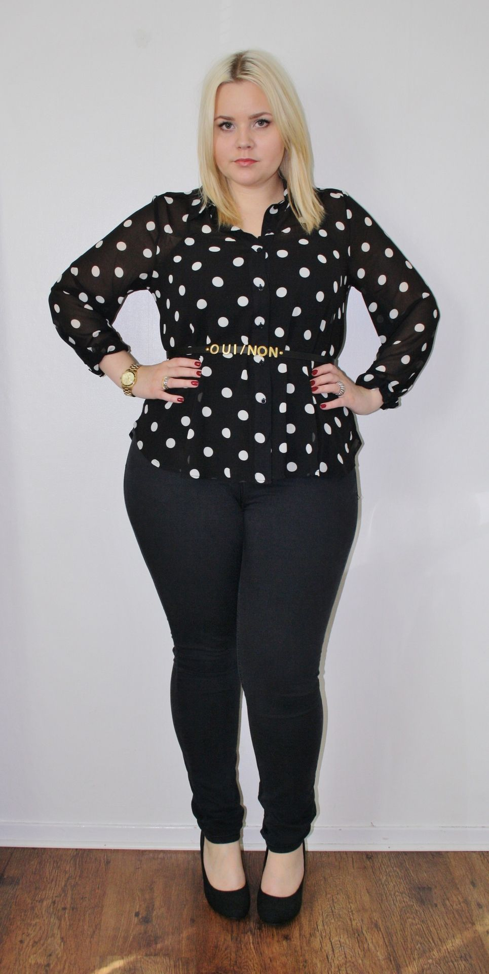 Curvy is the new black Thick is In