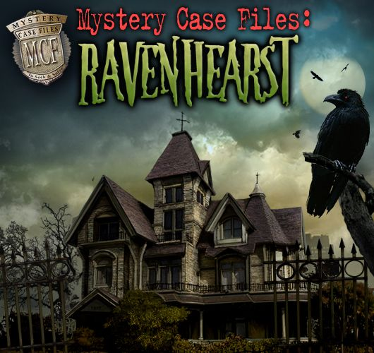 Mystery Case Files Ravenhearst Hidden Object Game I Give This A