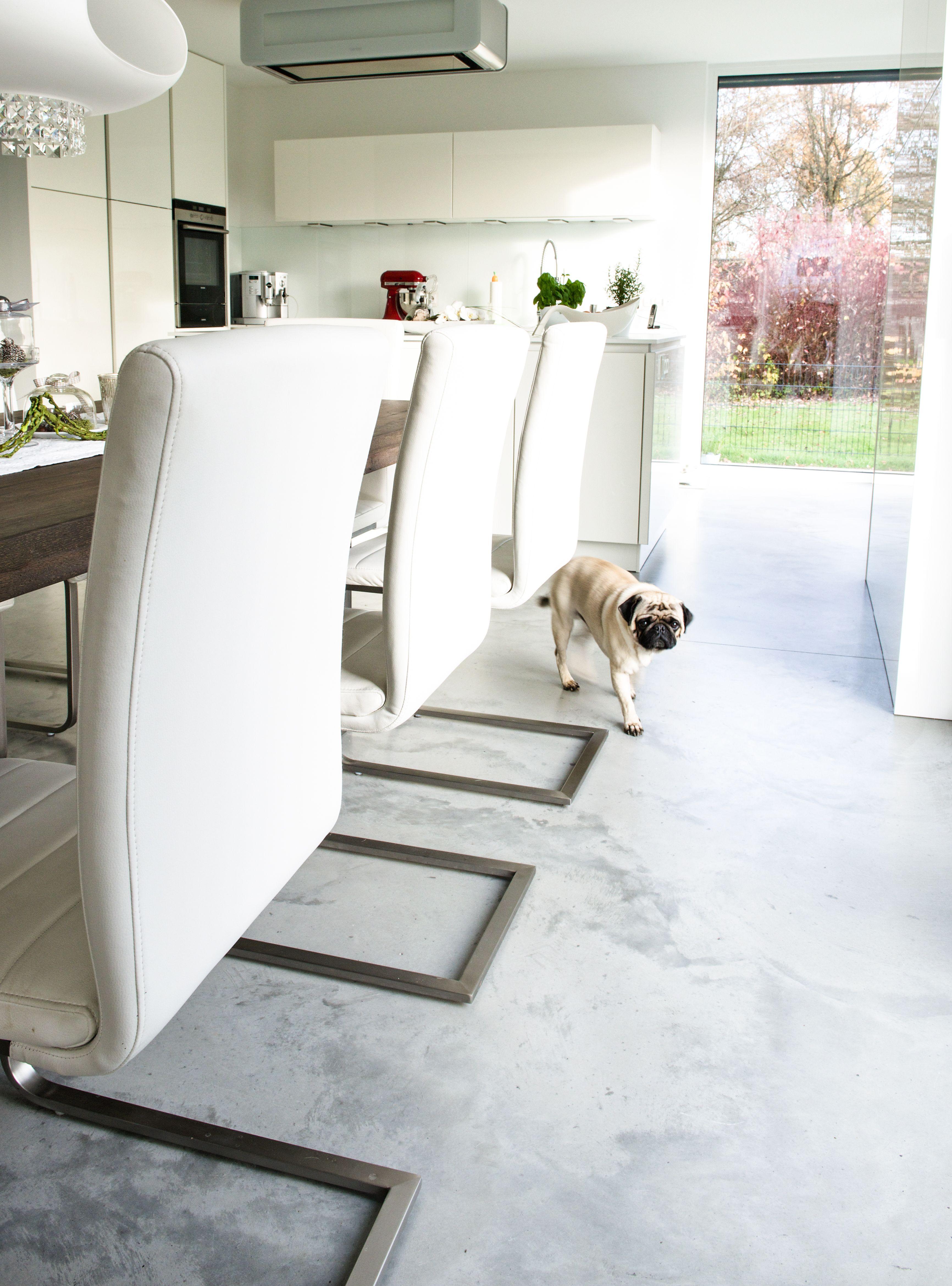 Küchenboden creafloor design estrich küchenboden designboden sichtestrich sehr