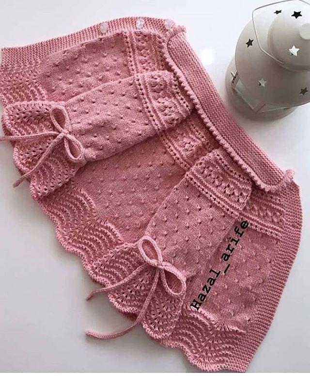 Photo of instagram – Baby stricken ELİT #Knitting #Knitting Baby Zeug #Knitting anlei …