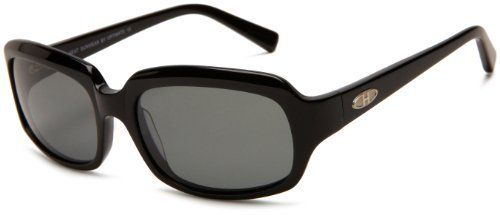 Heat Women's HS0212 Polarized Rectangular Sunglasses,Black Frame/Gray Lens,one size Heat. $149.89. 100% UV protection coating. Plastic frame. Arm: 140 millimeters. Lens width: 57 millimeters. Made in China. Case included. Yes. Lens height: 37 millimeters. Lenses are prescription ready (Rx-able). Polycarbonate lens. Bridge: 15 millimeters