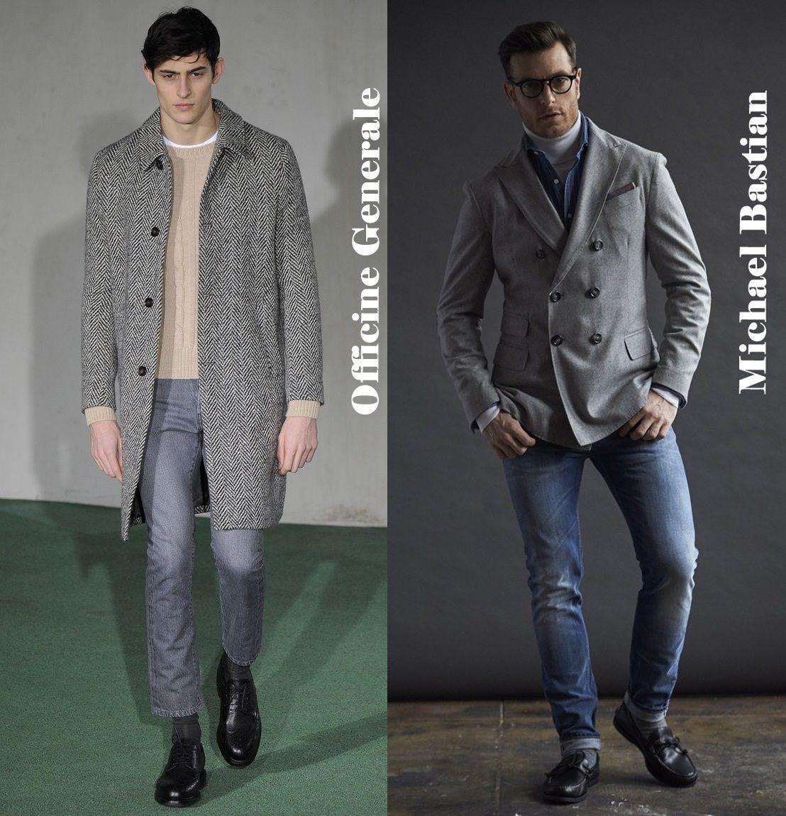 Модные джинсы осень 2017 мужские 152