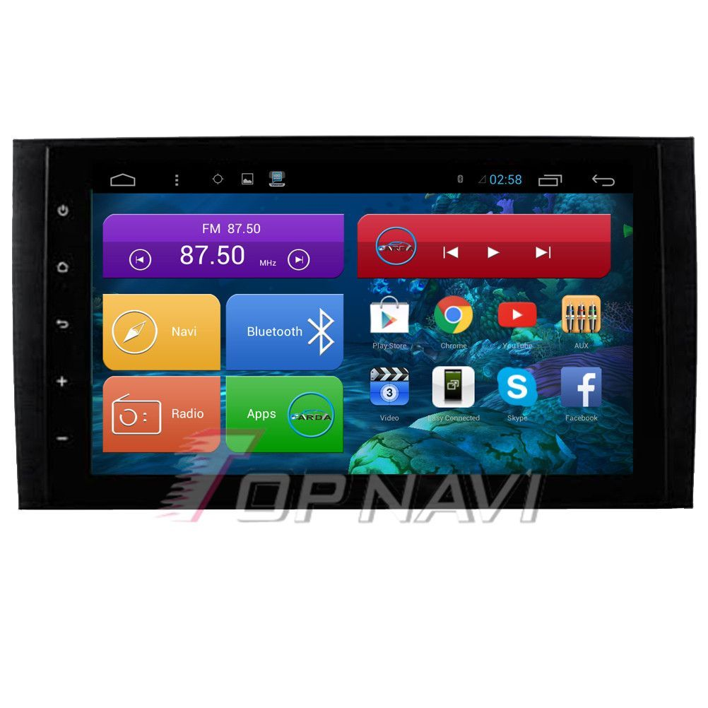 9inch Quad Core Android 6.0 Car GPS Navi for Toyota Sienna
