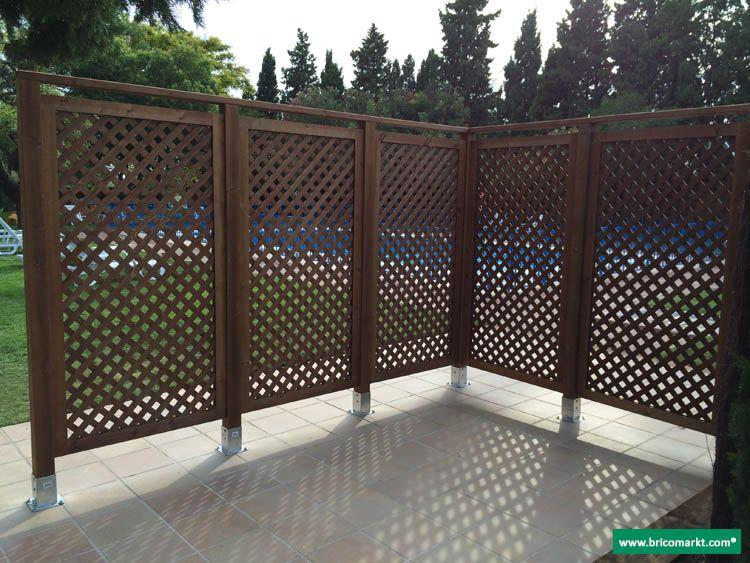 Celosias precios celosias de madera exterior - Celosias de hierro ...