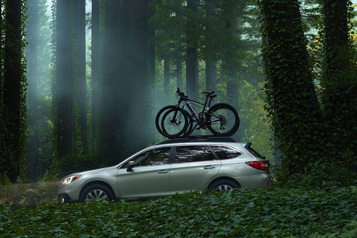 Subaru op het Autosalon Brussel 2015: Outback