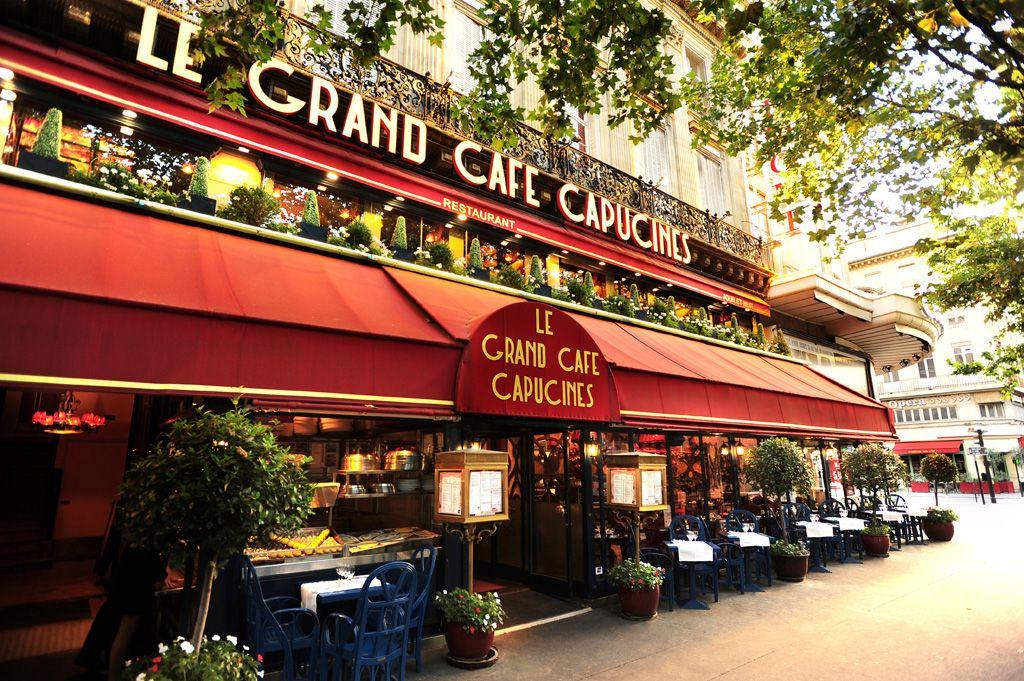 le grand cafe de capuccino paris - Google | Paris | Pinterest