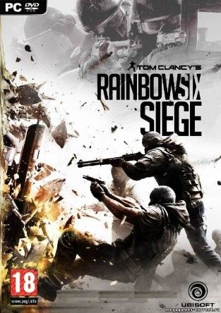 Tom Clancy S Rainbow Six Siege Pc Cover Tom Clancy Tom Clancy S