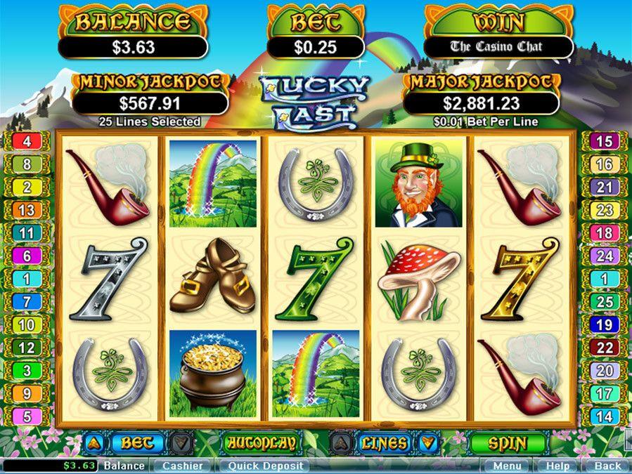 Online Casino Lucky Games