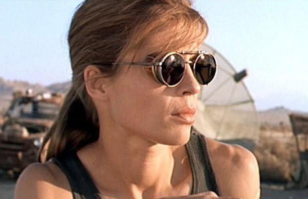 7d046ddcb2366b T2 MATSUDA Linda Hamilton wearing MATSUDA Sunglasses in