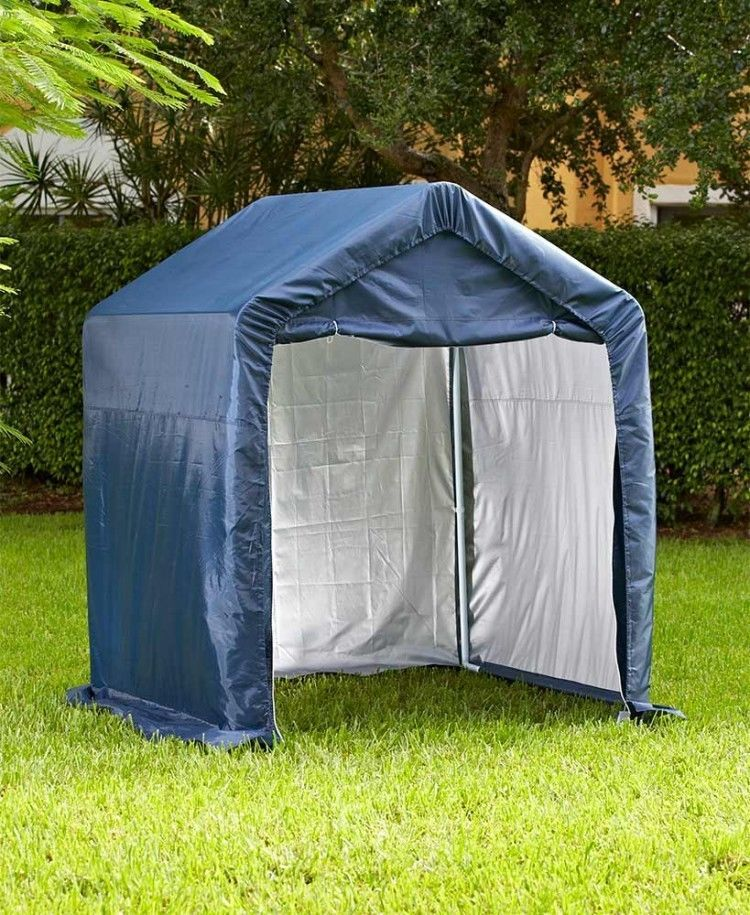 Popup Canopy Storage Tent Shed Weather Resistant C&ing Water Proof With Zipper #popupcanopystoragetent & Popup Canopy Storage Tent Shed Weather Resistant Camping Water ...