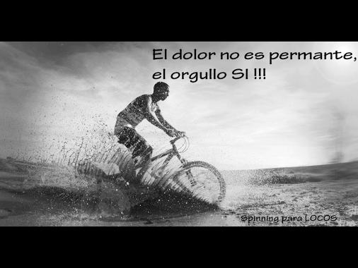 El dolor no es permanente...el orgullo si!!!
