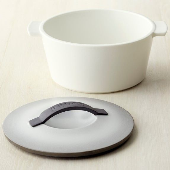 Revol Flametop Round Cocotte Ceramic Cookware Cooking And Baking Ceramics