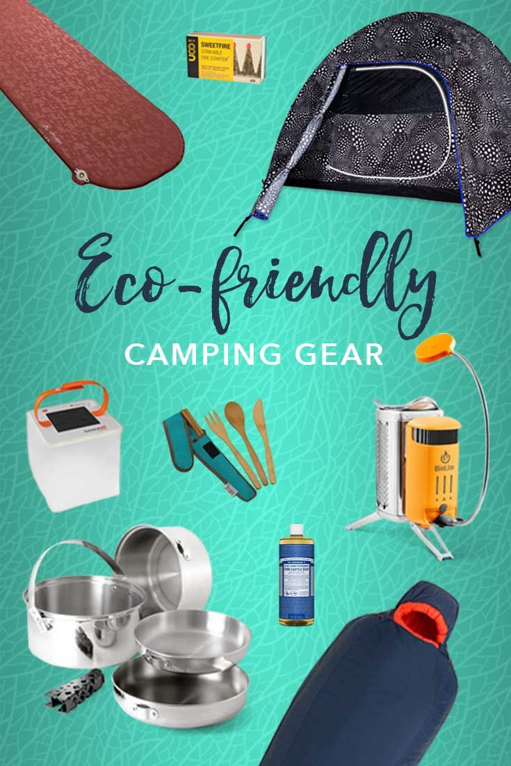Photo of Eco-Friendly Camping Gear: Go Green in the Wild