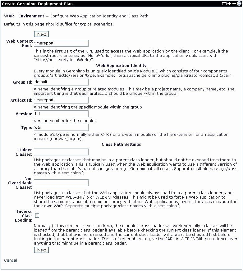 Software Deployment Plan Template Fresh Apache Geronimo V2 2