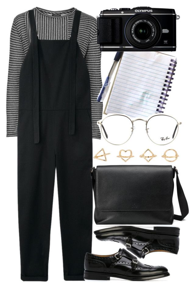 """Untitled #5766"" by rachellouisewilliamson on Polyvore featuring Topshop, Base Range, Church's, Gucci, Charlotte Russe and Ray-Ban"