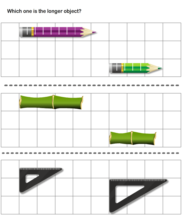 Length Measurement Worksheets Free Worksheets For Kindergarten