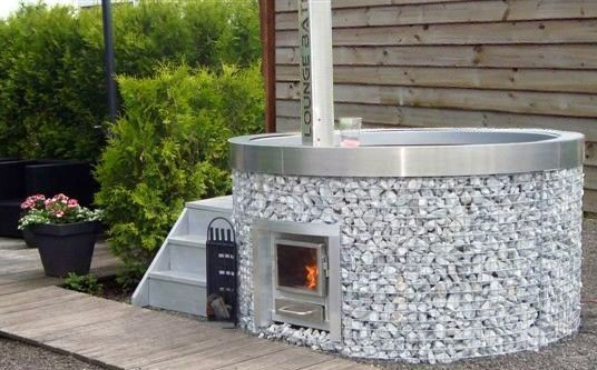 Speurders Nl Lounge Bath Aluminium Hot Tub Vierkant Hottub Garten Ideen Garten Pool Im Garten