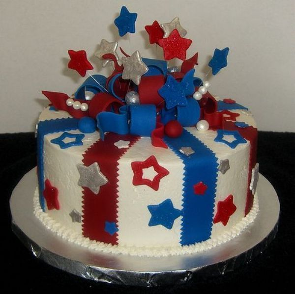 fourth of July cakes wilton Pesquisa Google Fourth of July